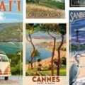 Beach Travel Posters