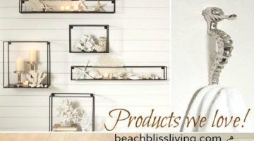 Beach Decor Favorites Summer 2014 Pottery Barn