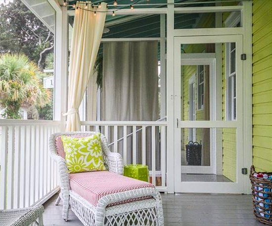 Cottage on the Green Tybee Island