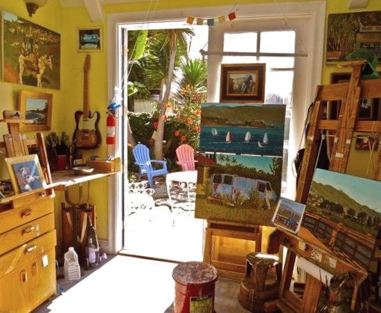 Ventura California Art Studio