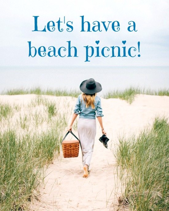 Beach Picnic Ideas