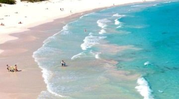 Pretty in Pink -The World's most Famous Pink Sand Beach Destinations