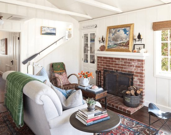 Small California Beach Cottage