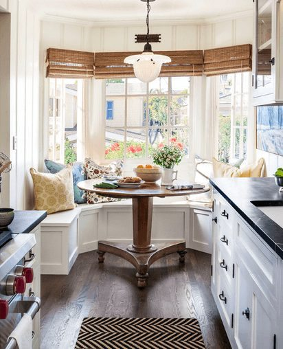 Small Beach Cottage Kitchen
