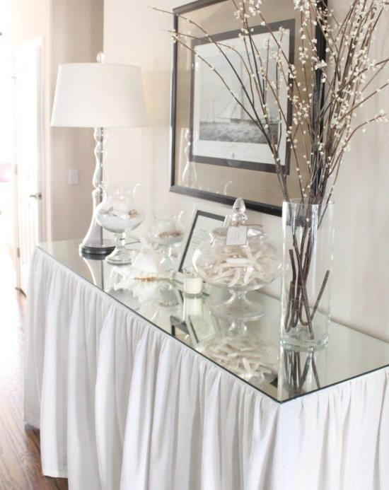 White Cottage Decor