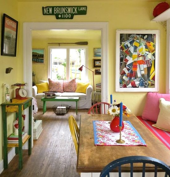 Yellow Walls Beach Cottage