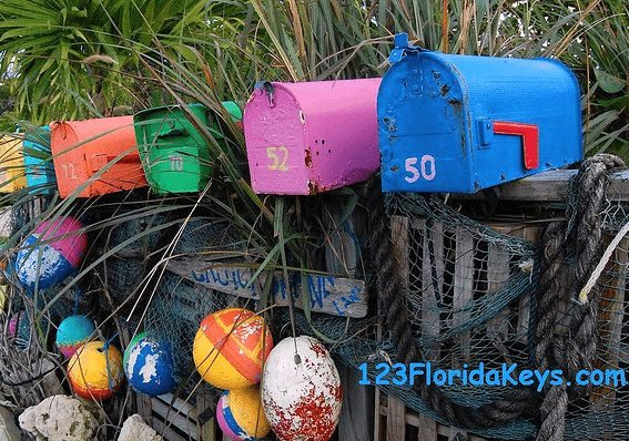 Key West Mailboxes