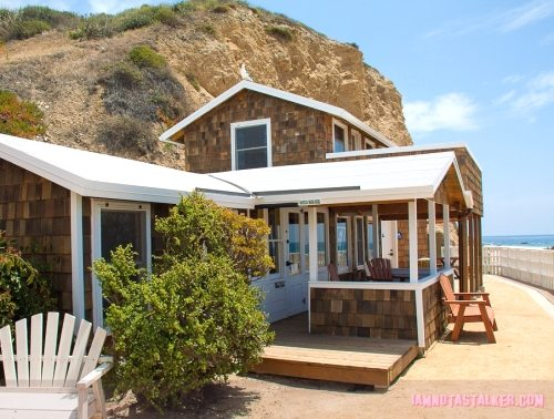 The Historic Crystal Cove Beach Cottages In Southern