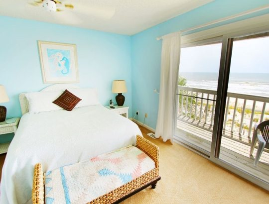 Pelican View Beach Condo at Barrier Dune Cape Blas