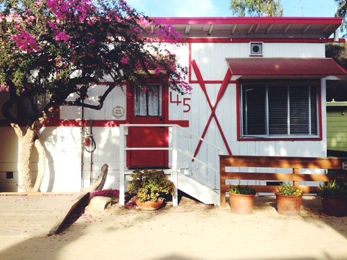Crystal Cove Rental Cottage
