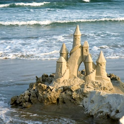 Top 10 Sand Castle Contests