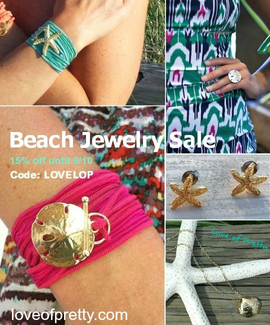 Beach Jewelry Sale