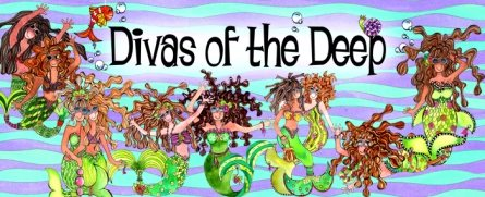 Mermaids Divas of the Deep