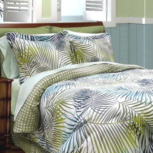 Palm Leaf Bedding