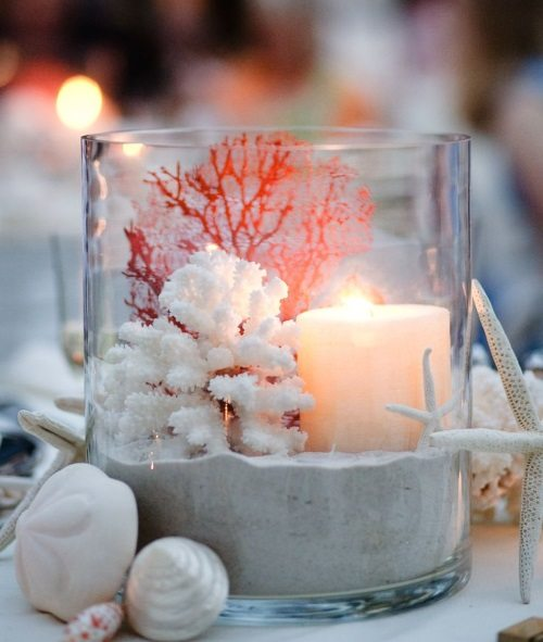 The Perfect Candle Holders For Beachcombers Beach Bliss