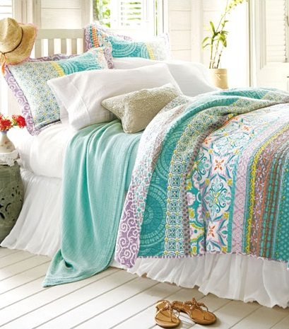 Positano Bedding