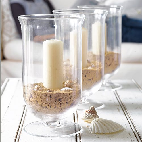 Beach Candle Holders