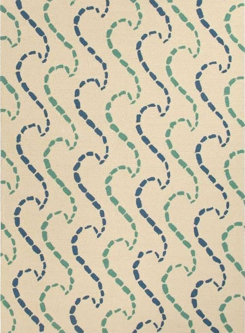 Soothing Wave Rugs Beach Bliss Living Decorating And