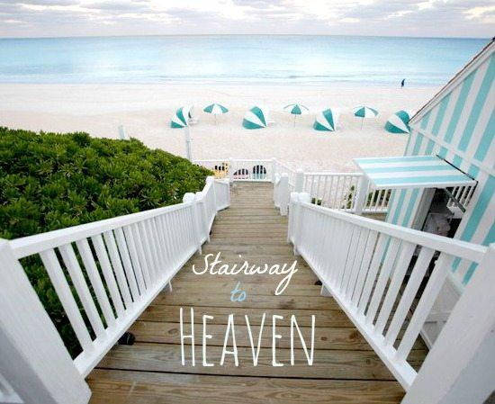 Stairway to Heaven Dunmore Harbour Island