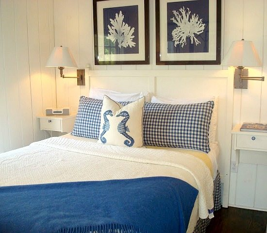 Cabot Cove Cottage Bedroom