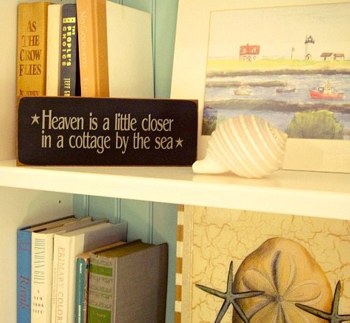 Heaven is Closer in a Cottage by the Sea