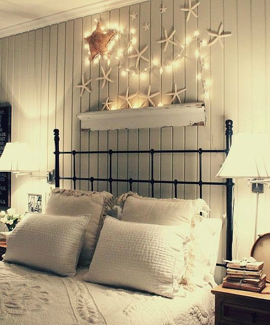 Hang The Beach Above The Bed 25 Decor Ideas To Make That