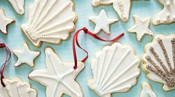 Beach Cookies & Cookie Cutters to Sweeten the Holidays & Christmas