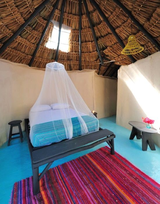 Beach Cabana in Tulum