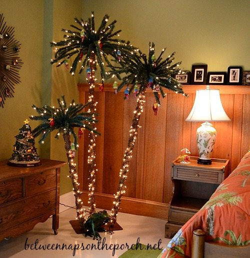 Deck The Palms Palm Christmas Trees Decorations To