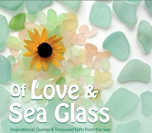 Sea Glass Photography Book