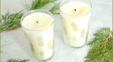 Beach Candles for Gift Giving that Will Transport you to the Breezy Shore