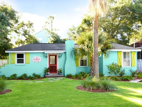 Coral Beach Cottage Remodeled