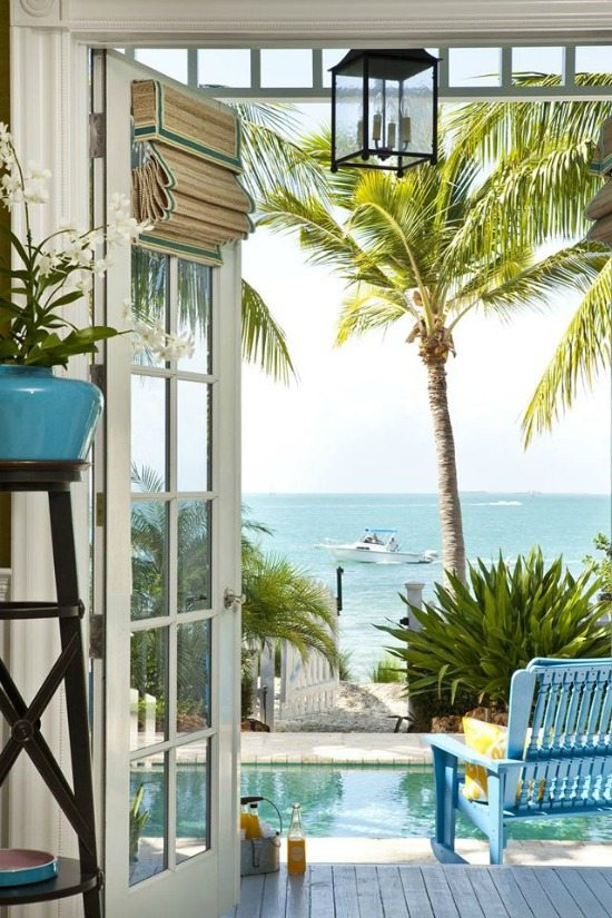 sophisticated sunset key florida home filled with sunny On key west interior design