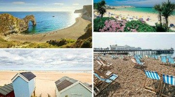 Best Beaches in England for British Charm and Natural Beauty