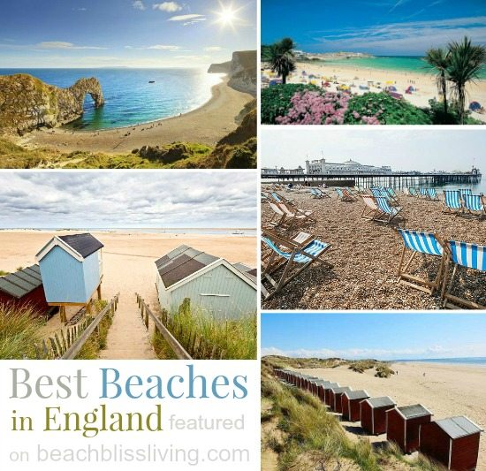 Best Beaches in England