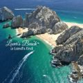 Lover's Beach in Cabo San Lucas