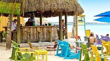 Margaritaville Resort, Restaurant, Bar