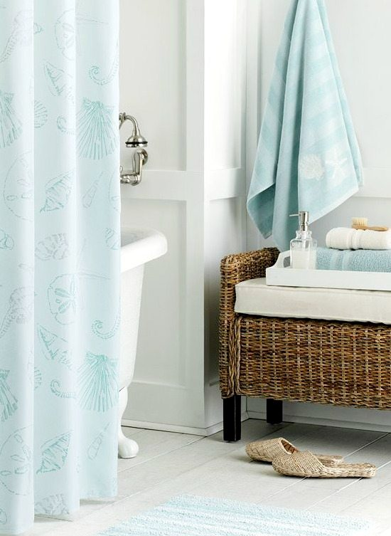 Sonoma Blue Ocean Bath Accessories from Kohl's