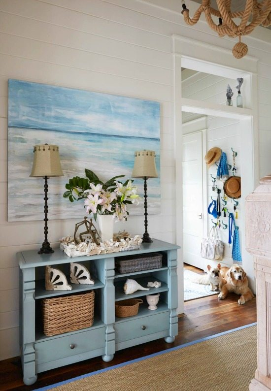 Beach House Decor Ideas Beach Bliss Living Decorating And