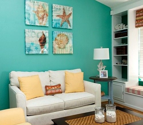 Inspiring Beach Wall Decor Ideas For The Space Above The