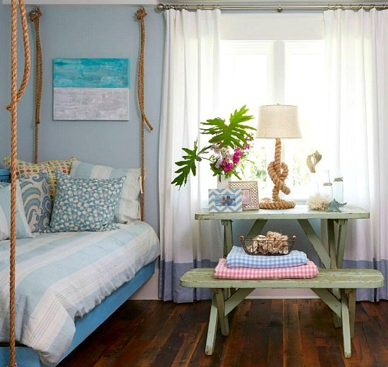 Elegant Beach House Decor: Elegant Home That Abounds With Beach House Decor Ideas