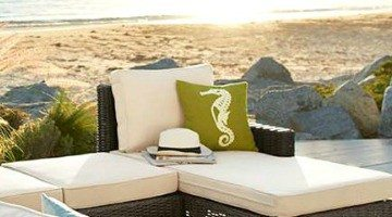 Create a Blissful Outdoor Space that Feels Like You're at the Beach