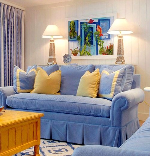 Over Sofa Wall Decor Beach Theme