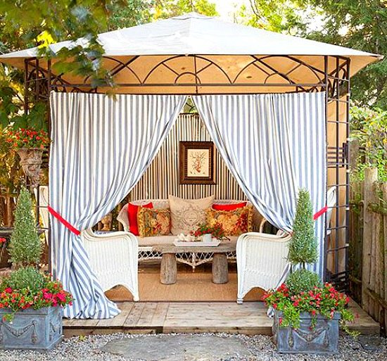 Backyard Cabana Ideas : Backyard Cabana Ideas