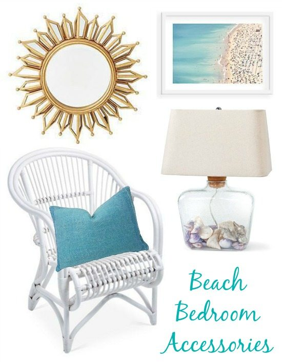 Beach Bedroom Accessories from One Kings Lane