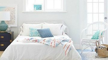 Beach Bedroom Ideas from One Kings Lane