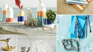 Small Beach Gifts for Any Occasion from West Elm