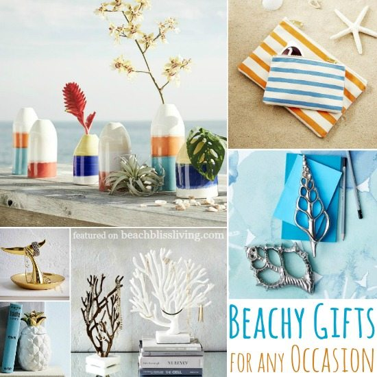 Beach Gifts from West Elm