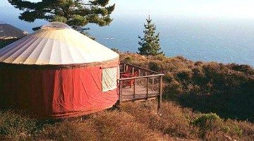 Beach Glamping USA