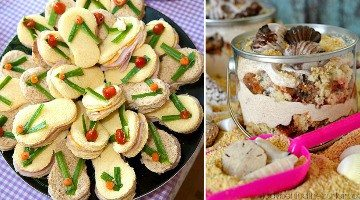 Fun & Creative Beach Party Food Ideas